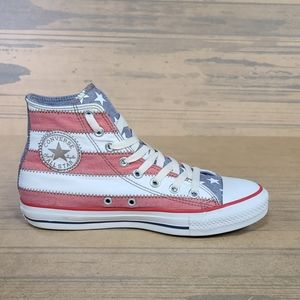 Converse Chuck Taylor All Star US Flag Shoes